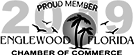 Proud Member of the Englewood Florida Chamber of Commerce 2019